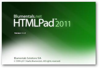 Blumentals HTMLPad 2011 Pro v11.0.0.125
