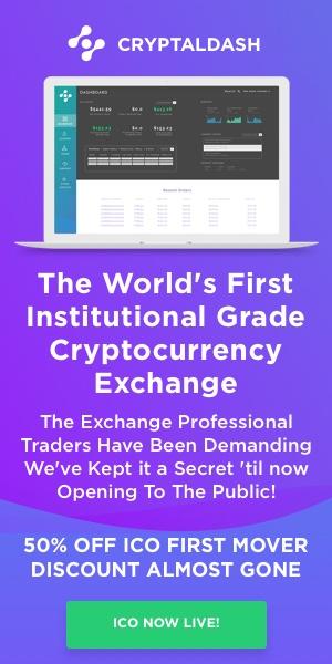 Cryptal Dash ICO