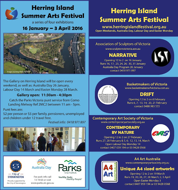 Herring Island Summer Arts Festival 2016