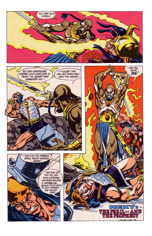 Conan the Barbarian (1970) Issue #247 #259 - English 23
