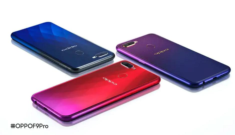 Oppo F9 Android 9 0 Pie Update – Android Pie 9 0