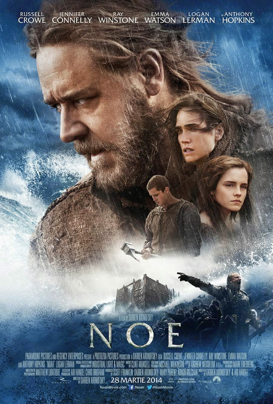 Film Initiatic Film Spiritual Spiritual Noe Noah