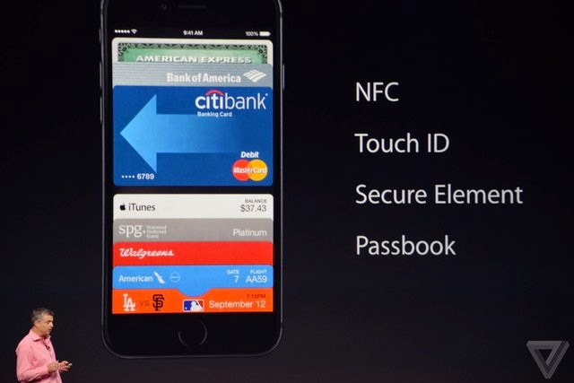 """Apple Pay Will Be Weapons """"Destroyed"""" By Apple 1"""