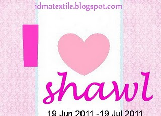 I LOVE SHAWL CONTEST