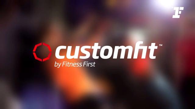 CustomFit by Fitness First Memudahkan Senaman Di Mana Sahaja Dengan Hanya Satu App.