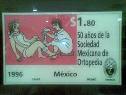 50 años de la SMO  1996 México