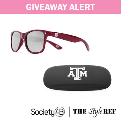 Giveaway Alert from The Style Ref and Society43