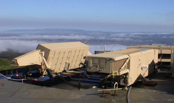 Radar THAAD