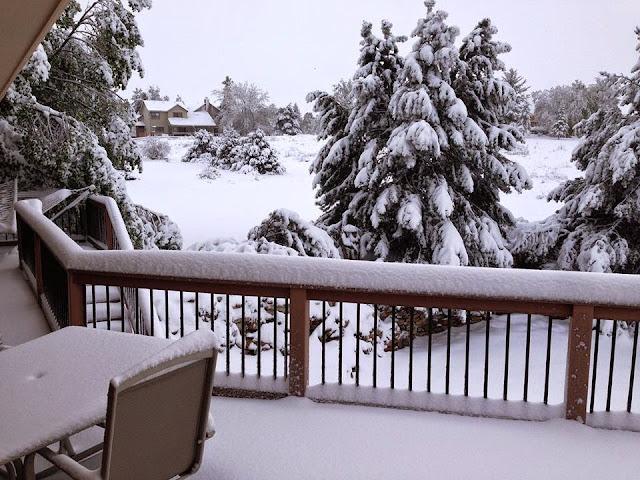 May, snow, Seattle, Kauai