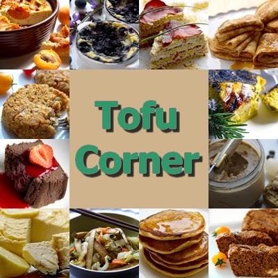 Des recettes avec Tofu