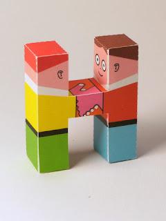 alfabeto em ingles para crianças ensinar material didático infantil inglês animais profissões brinquedos para montar