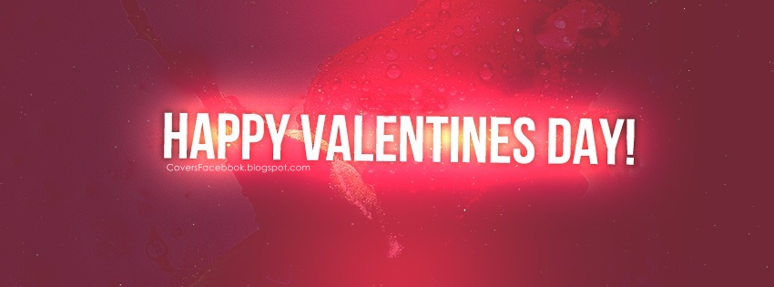 Happy Valentines Day Facebook Timeline Cover Friendships Day 2014 Facebook Timeline Cover