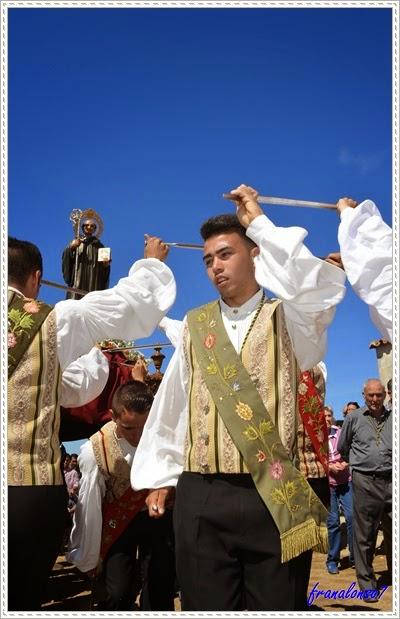 Lanzaores de San Benito Abad