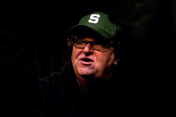 Michael Moore © Cornelia Schaible