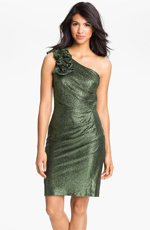 Šaty New York  Odtiene zelenej eb74a95862