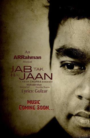 A.R.Rehman in Jab Tak Hain Jaan Wallpaper