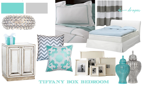 Tiffany Blue and Grey Bedroom. Tiffany Blue Bathroom Designs   ClaSsiA neT for