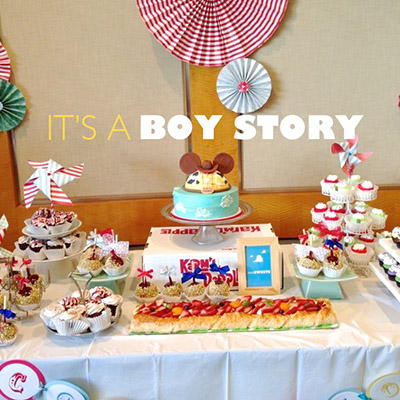Toy Story Baby Shower
