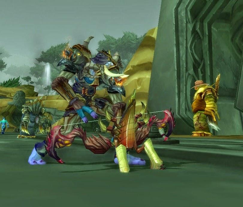 Beast Mastery Hunters