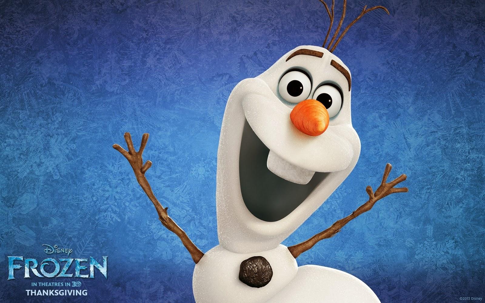 холодное сердце снеговик Олаф