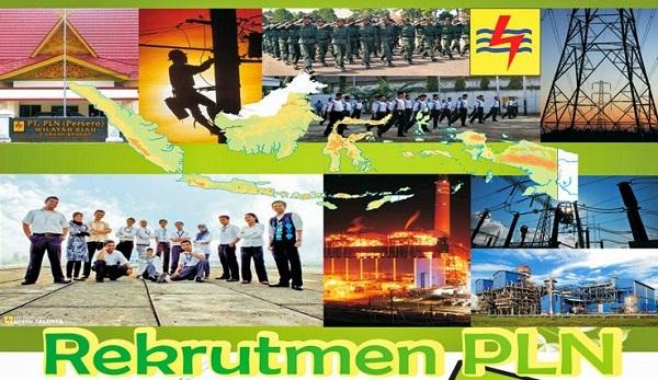 PT PLN PERSERO : REKRUTMENT UMUM PT PLN - BUMN, INDONESIA