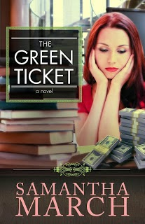 The Green Ticket / Birthday Giveaway