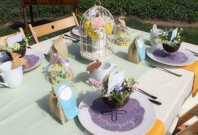 semplicemente perfetto wedding planner pasqua brunch pranzo table setting