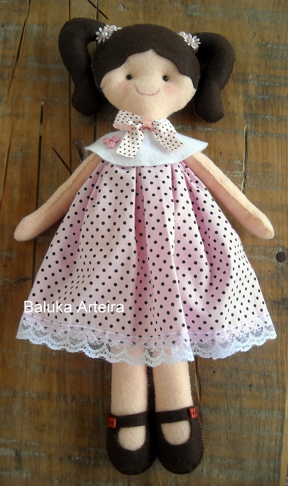 boneca+de+feltro+quarto+de+bebê+decoração+quarto+de+menina