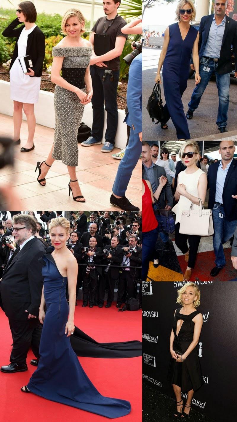 Cannes 2015: Sienna Miller Best Dress in Cannes