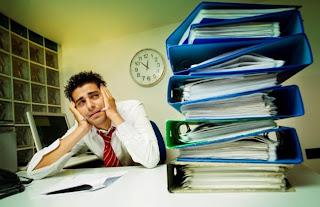 work stressed 053911 Tanda Anda Harus Pindah Kerja