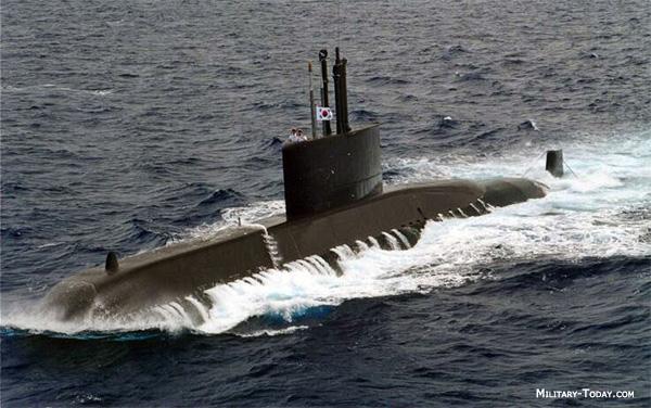 Kapal Selam changbogo class