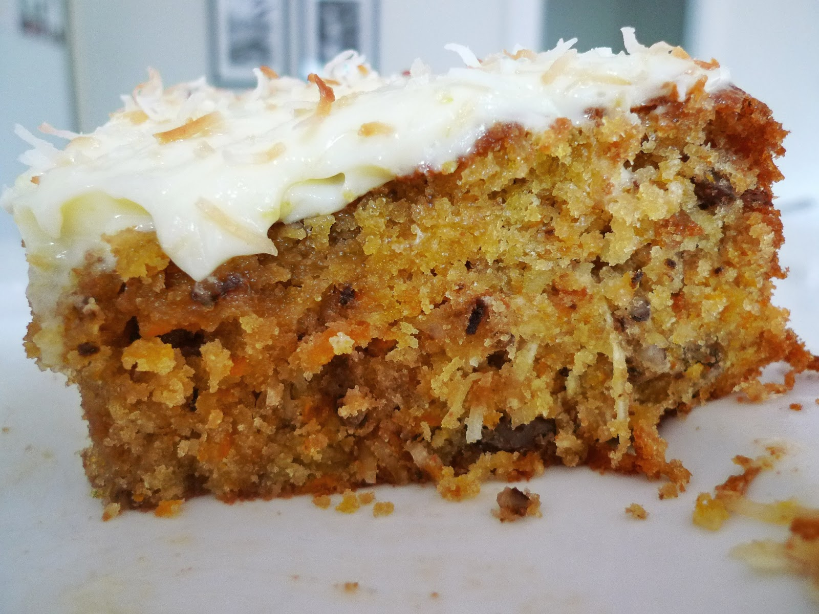 ... Valley Runners - Out & About: Yummy Carrot Cake Recipe from Sunday