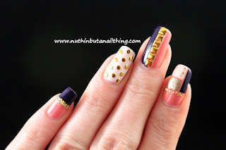 Sinful Colors Soul Mate Easy Going Stud Nails