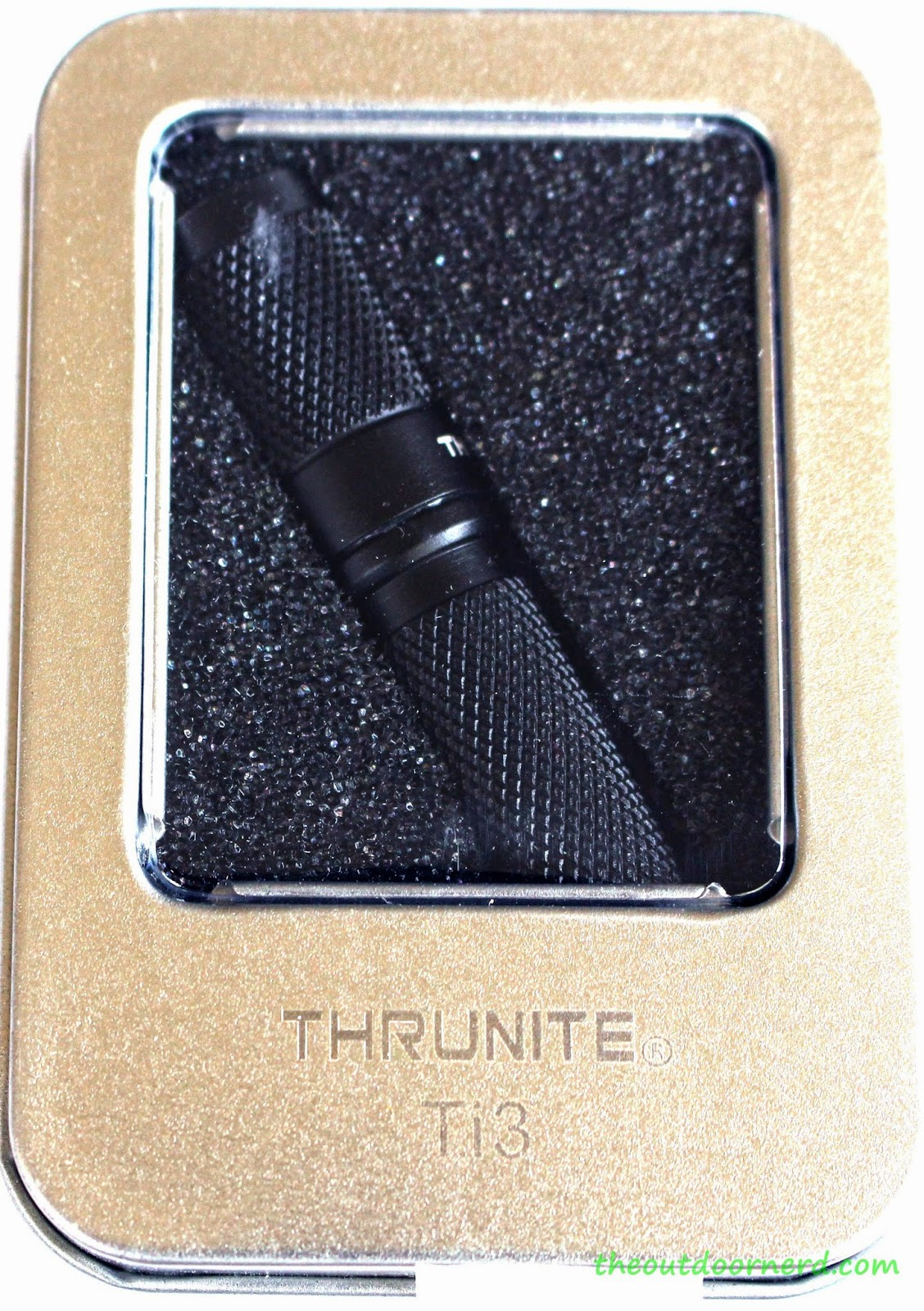 Thrunite Ti3 1xAAA EDC Flashlight: Packaging 2