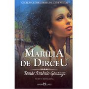 LIVRO MARÍLIA DE DIRCEU