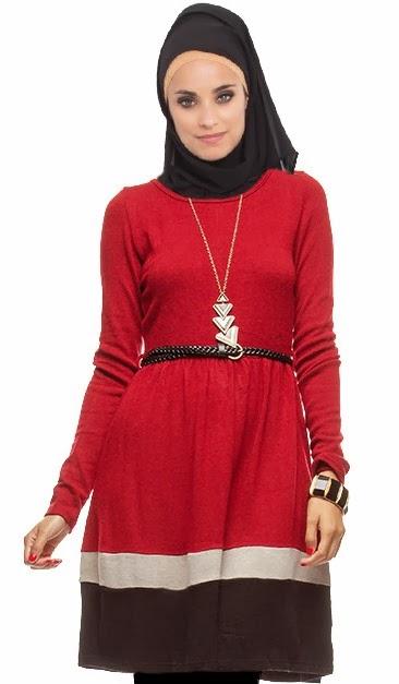 baju muslimah keren