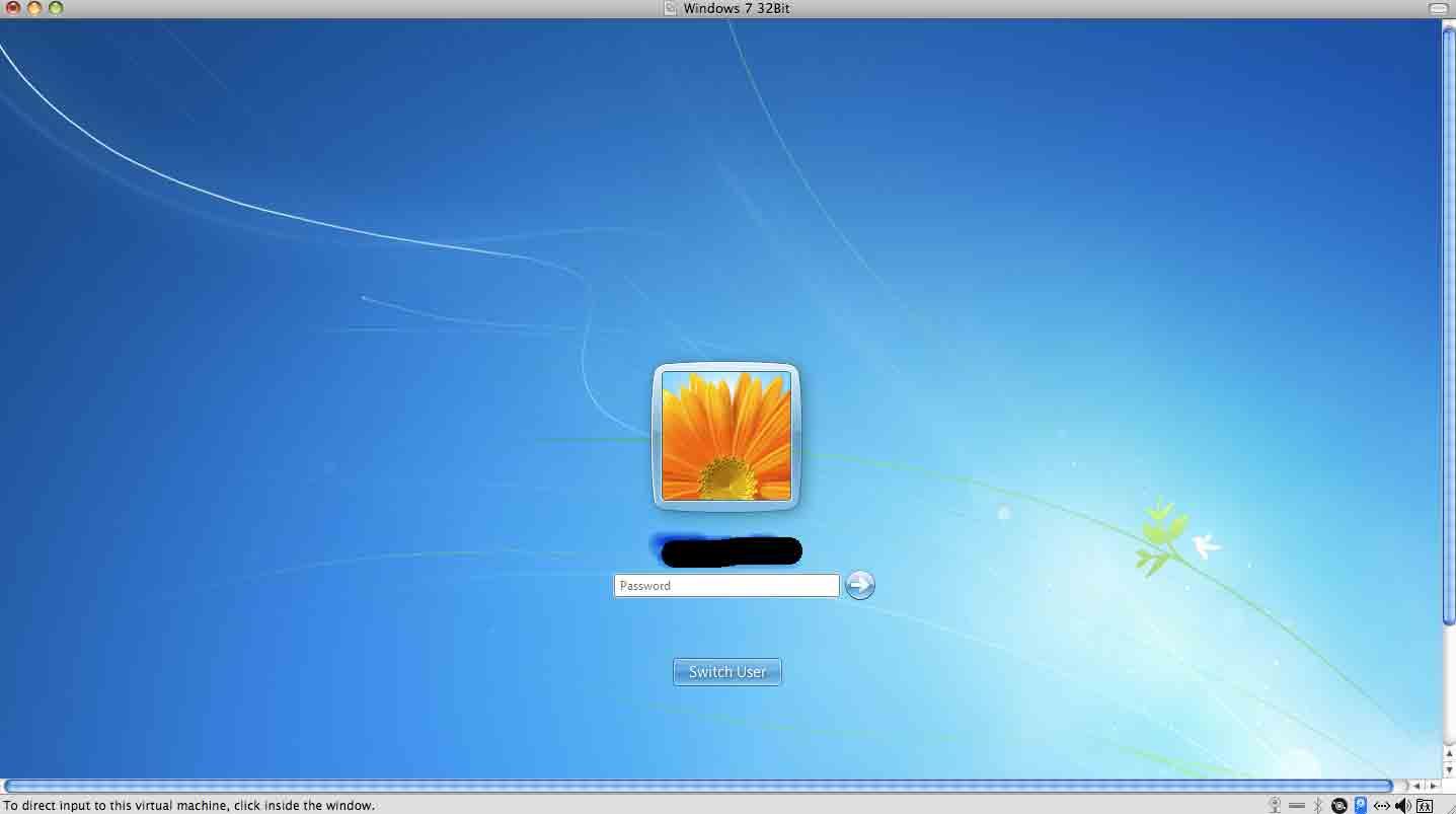 how to break the admin password on windows 7
