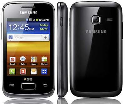samsung galaxy young pro duos hp android harga spesifikasi samsung