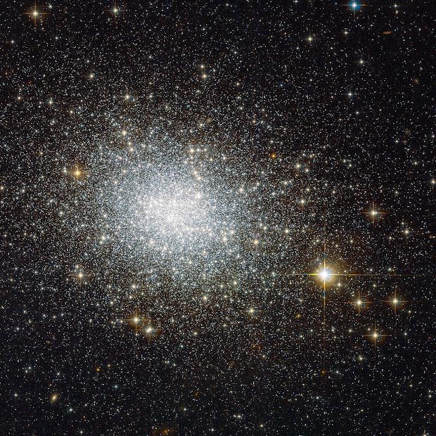 Globular Cluster NGC 121