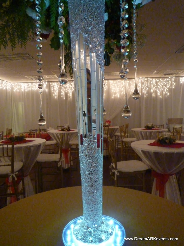 Dreamark Events Blog Holiday Event Decoration With Drape