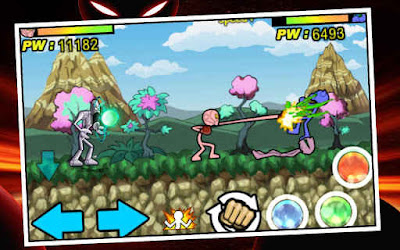 Anger Of Stick 3 Unlimited Money 1.0.1 APK