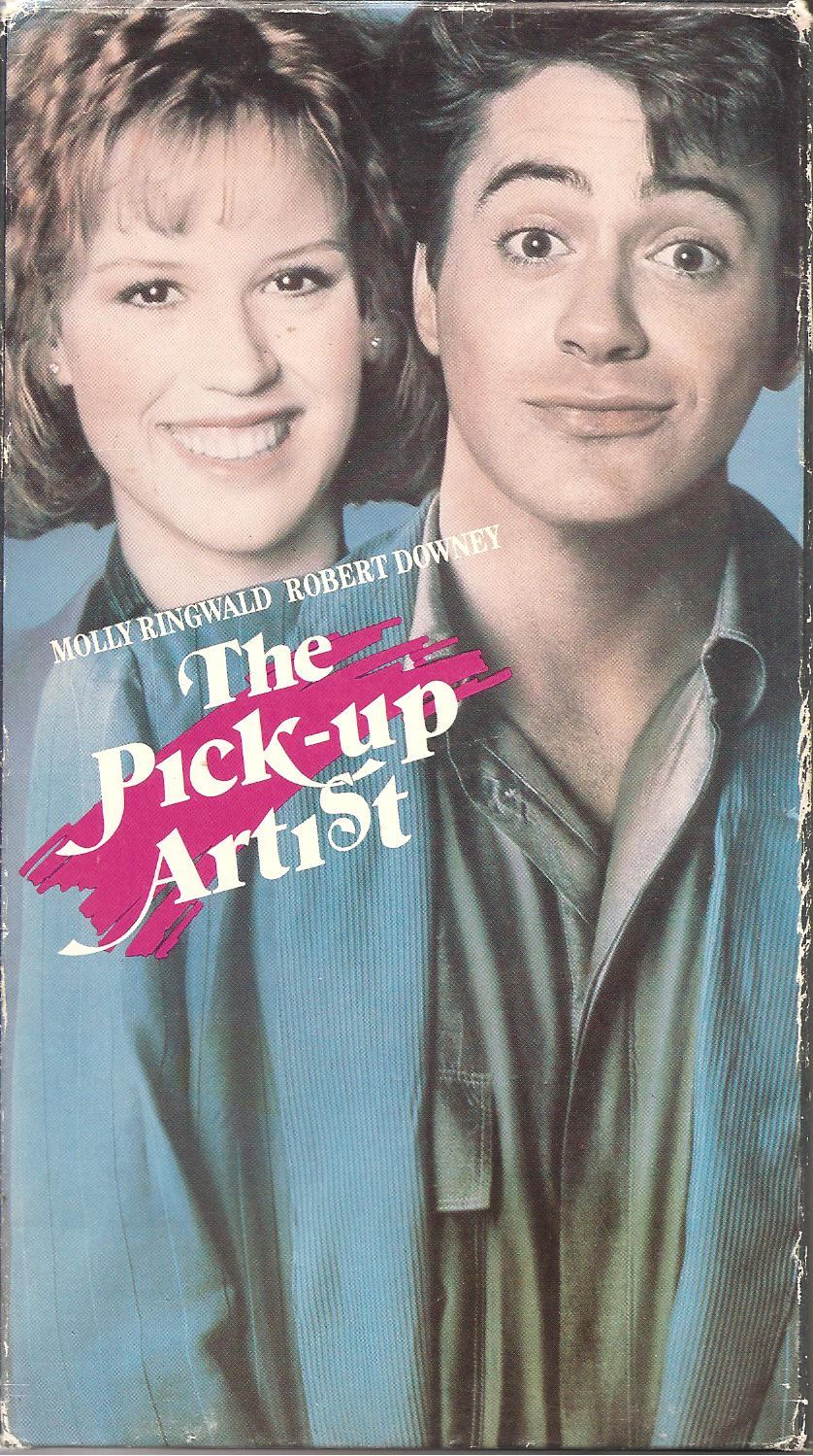 The pick-up artist movie