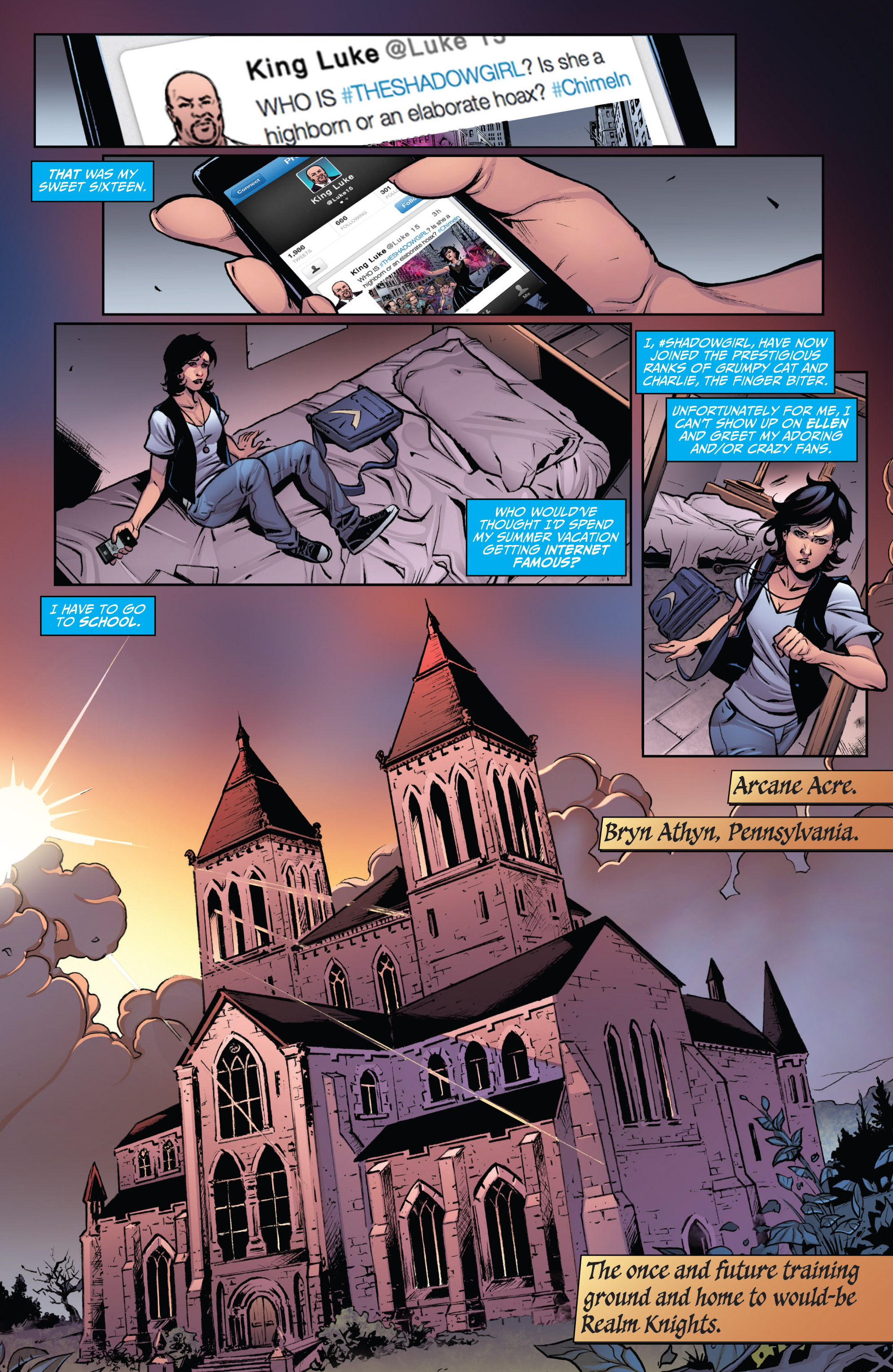 Grimm Fairy Tales (2005) Issue #113 #116 - English 4