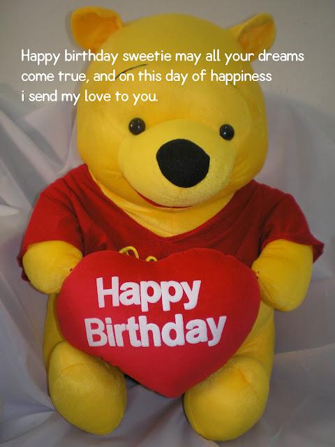 Happy Birthday Pooh Cake Ideas And Designs
