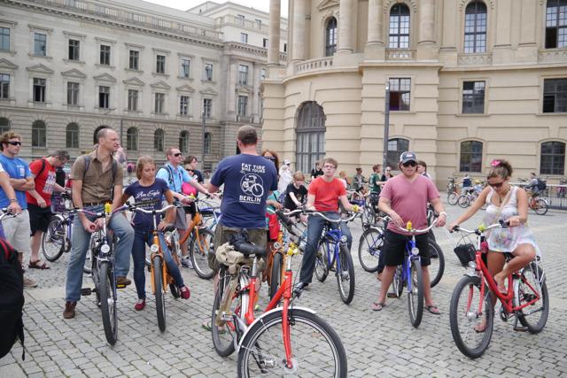 Amsterdam Bike Tours Fat Tire
