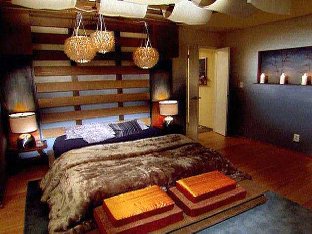 the shopping online: Chambre minimaliste décoration du design japonais