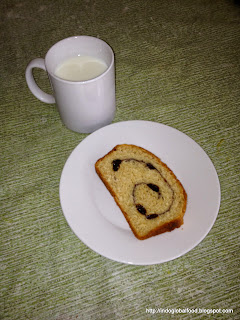 Eggless Cinnamon Raisin Bread
