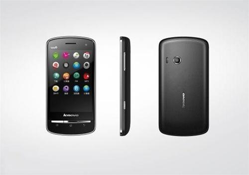 Lenovo A60 : Ponsel Android Dual Sim