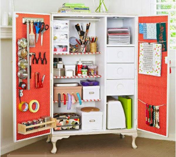 Favori Un bureau dans le placard | Blog Déco | MYDECOLAB HX19