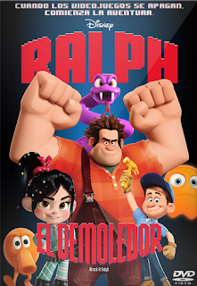 Ralph: El Demoledor HD 1080p Latino 2012